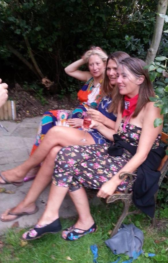 Anita Lucille Mia Bank Holiday Aug 2017