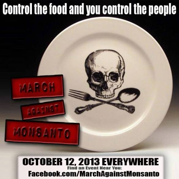 Control the food
