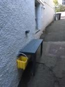 Lesters smoking seat
